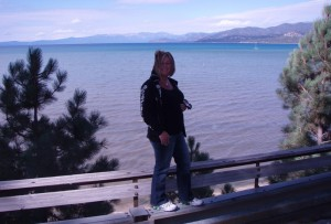 18 weeks ...Lake Tahoe