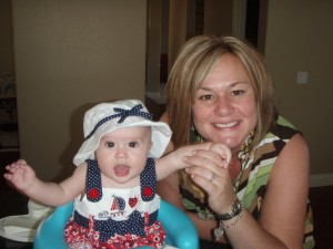 Grace and Mom! -Click for many more misc pictures of the month
